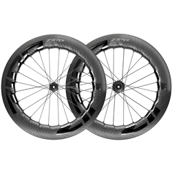 Zipp 858 NSW Carbon Clincher Disc Wheelset