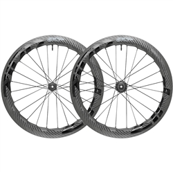 Zipp 454 NSW Carbon Tubeless Disc Clincher Wheelset