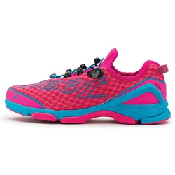Zoot Women's Ultra TT Shoe Pink Glow/Atomic Blue