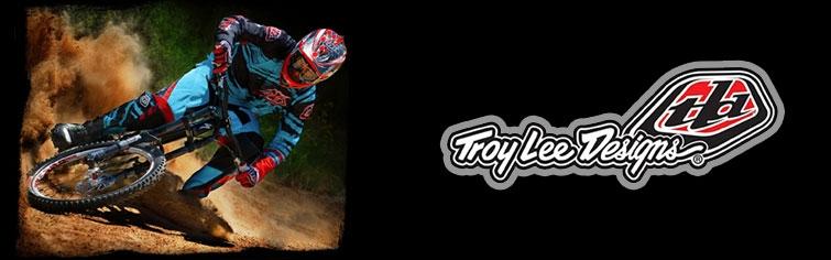 Troy Lee Designs Flowline L//S Classic Shocker Mens Off-Road BMX Cycling Jersey
