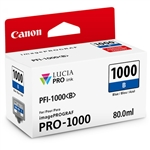 Canon PFI-1000 B LUCIA PRO Blue Ink Tank (80ml)