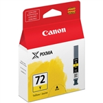 Canon PGI-72Y Yellow Ink Cartridge