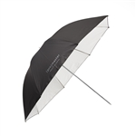 UMBRELLA 36in PROF BLACK/WHITE