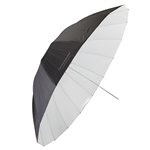 "Promaster Professional 72"" Black/White Umbrella"