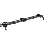 "Benro MoveOver12 35.4"" Dual Carbon Rail Slider with Flywheel"