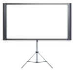 "Epson Duet Ultra Portable Tripod Projector Screen (5-6ft) 39""x70""-80"""