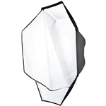 Photoflex Large OctoDome Softbox (White, 7')