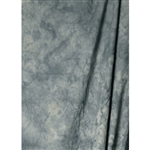 10'x24' Gray Skies Crushed Muslin Background