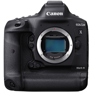 Canon EOS-1D X Mark III DSLR Camera