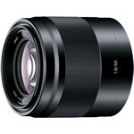 Sony E 50mm f/1.8 OSS Lens (Black)
