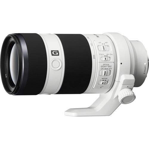 Sony FE 70-200mm f/4.0 G OSS Full-Frame E-Mount Zoom Lens