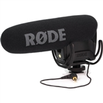 Rode VideoMic Pro with Rycote Lyre Shockmount