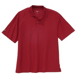 Izod 0075 Mens Performance Pique Polo Shirts