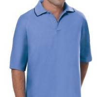 Izod 0097 Mens Pima Cool with Tipped Polo Shirts