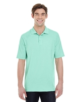 Hanes 055P Men's 6.5 oz. X-Temp® Piqué Short-Sleeve Polo Shirts with Fresh IQ