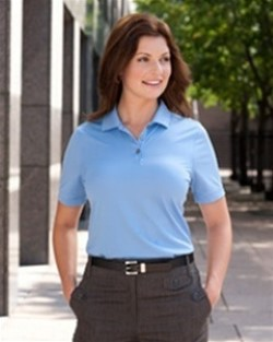 Ashworth Golf Ladies Performance Wicking Pique Polo Shirts 1290C. Up to 25% off. Free shipping available. 30 Day Return Policy.