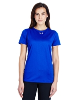 Under Armour 1305510 Ladies Locker T-Shirt 2.0 Shirts