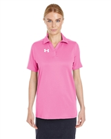 Under Armour 1309537 Ladies Tech Polo Shirts