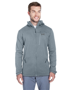 Under Armour 1319382 Men's Seeker Full Zip Hoodies