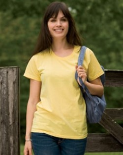 Authentic Pigment 1977 Womens Direct-Dyed Ringspun T-Shirt. Up to 25% off. Free shipping available. 30 Day Return Policy.