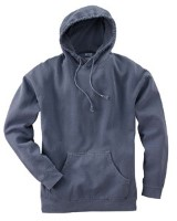 Authentic Pigment 1981 - 80/20 Fleece Pullover Hood.