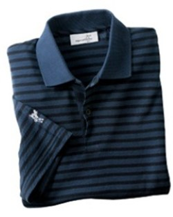 Ashworth Golf Men's Dual Tone Piqué Stripe Polo Shirts 2048. Up to 25% off. Free shipping available. 30 Day Return Policy.