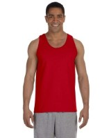 Gildan 2200 Mens 100% Ultra Cotton Tank Tops. Up to 30% Off. Free Shipping available.