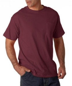 2300G Gildan Mens Ultra Cotton Pocket T-Shirt. Up to 25% Off. Free Shipping available.