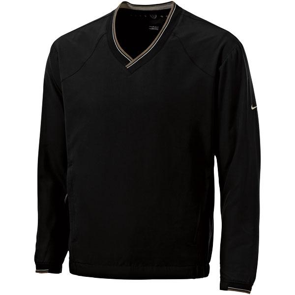 bfc2d123b0ad Nike Golf 234180 Dri-FIT V-Neck Wind Shirts