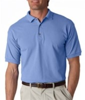Gildan 2800 Mens 6.1 oz. 100% Ultra Cotton Jersey Polo Shirts. Up to 25% Off. Free Shipping available.