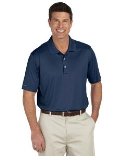 Ashworth Golf 3044 Men's Performance Interlock Solid Polo
