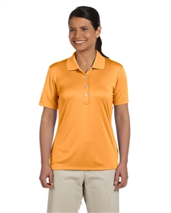 Ashworth Golf 3050 Ladies' Performance Interlock Solid Polo Shirts