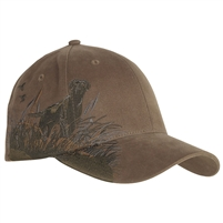 "Dri Duck 3253 Wildlife Series ""Labrador"" Cap"
