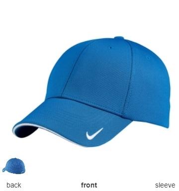 19477a4a171 Nike Golf 333115 Dri-FIT Mesh Swoosh Flex Sandwich Caps