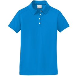 Nike Golf  354064 Ladies Dri-FIT Pebble Texture Polo Shirts
