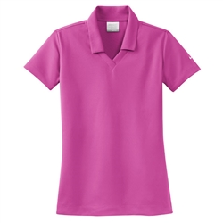 Nike Golf 354067 Ladies Dri-FIT Micro Pique Polo Shirts