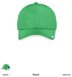Nike Golf 429467 Dri-FIT Swoosh Perforated Caps