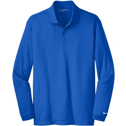 Nike Golf 466364  Long Sleeve Dri-FIT Stretch Tech Polo Shirts