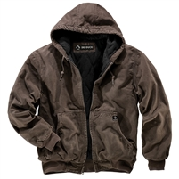 Dri Duck CHEYENNE Hooded Quarry Wash Canvas Jackets 5020.