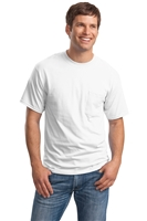 Hanes 5190P 6.1 oz. Beefy-T® with Pocket