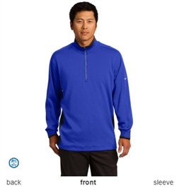 Nike Golf 578673 Mens Dri-FIT 1/2-Zip Cover-Up