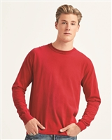 Comfort Colors Garment-Dyed Heavyweight Long Sleeve T-Shirts 6014