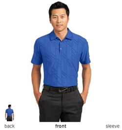 Nike Golf Dri-FIT Embossed Polo 632412