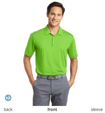 1478d015fe2 Nike Golf Dri-FIT Vertical Mesh Polo Shirts 637167