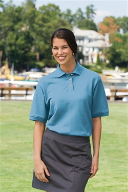 Inner Harbor 7201 Ladies Mainsail Mesh Pique Polo Shirts