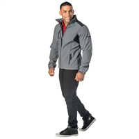 Reebok 7208 Men's Soft Shell PlayShield Midweight Jacket