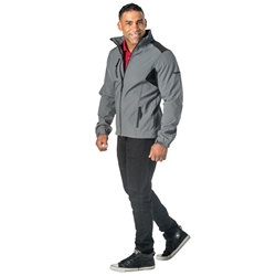 Reebok 7208 Men's Soft Shell PlayShield Beathable Jackets