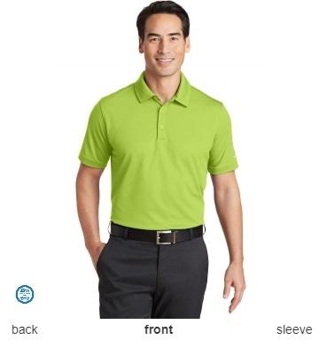 e2530fc52 Nike Golf Dri-FIT Solid Icon Pique Polo Shirts 746099