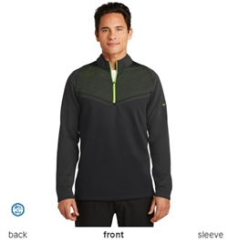 Nike Golf 779803 Therma-FIT Hypervis 1/2-Zip Cover-Up Jacket