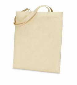 Toppers Cotton Canvas Totes 800. Embroidery available. Quantity Discounts. Same Day Shipping available on Blanks. No Minimum Purchase Required.